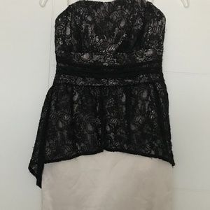 GUESS Bodycon Dress with Lace